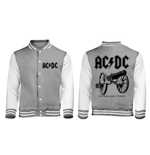 AC/DC Jacket For Those About To Rock