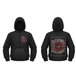 Sleeping With Sirens Sweatshirt Bomb