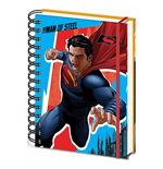 Batman v Superman Notebook A5 Choose A Side