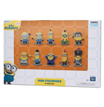 Minions Mini Figures 10-Pack 5 cm