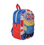 Minions 3D Backpack The Minion Invasion