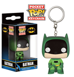 DC Comics Pocket POP! Vinyl Keychain 75th Anniversary Batman Green 4 cm