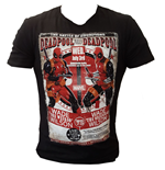 Deadpool T-Shirt Deadpool Kills Deadpool