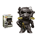 Fallout POP! Games Vinyl Figure Brotherhood of Steel 9 cm
