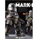 Iron Man 3 Egg Attack Action Figure Iron Man Mark 1 16 cm
