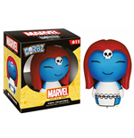 Marvel Vinyl Sugar Dorbz Series 1 Vinyl Figure Mystique 8 cm