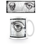 Penny Dreadful Mug Etchings