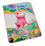 Team Fortress 2 Microplush Blanket Balloonicorn in Pyroland 153 x 115 cm
