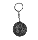 Uncharted 4 Metal Key Ring Old Coin