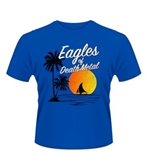 Eagles Of Death Metal T-shirt Sunset