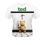 Ted T-shirt Poster (dye SUB)