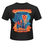 Orange Goblin T-shirt Blood Metal And Beers