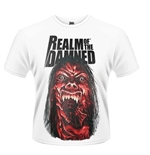 Realm Of The Damned T-shirt Logo & Colour Balaur