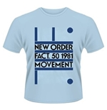 New Order T-shirt Movement