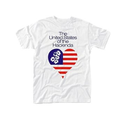 HACIENDA, The T-shirt United States Of The Hacienda