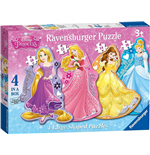 Princess Disney Puzzles 200749