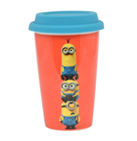 Minions Travel Mug Group Tower