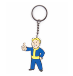 Fallout Keychain - Vault Boy Approves