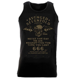Avenged Sevenfold Tank Top 201453