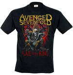 Avenged Sevenfold T-shirt 201464