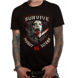 The Walking Dead T-shirt 201555