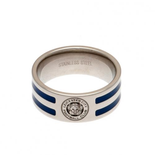 Leicester City F.C. Colour Stripe Ring Medium