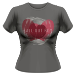 Fall Out Boy - Weathered Hearts Ladies T-shirt