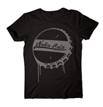 Fallout T-shirt - Black NUKA-COLA