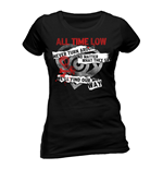 All Time Low T-shirt 202675