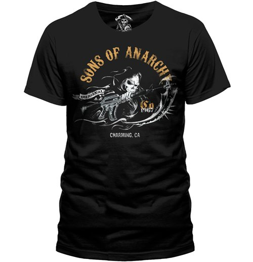 Sons of Anarchy T-shirt 203064