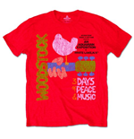 Woodstock T-shirt 203290