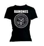 Ramones Seal Women's T-shirt