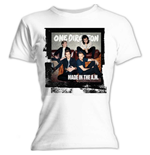 One Direction T-shirt 203591