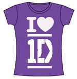 One Direction T-shirt 203610