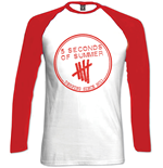 5 seconds of summer Long sleeves T-shirt 204789