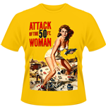 Attack Of The 50FT Woman T-shirt 204844