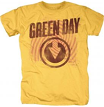 Green Day T-shirt 204909