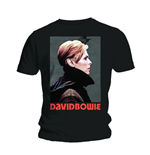 David Bowie T-shirt - Low Portrait