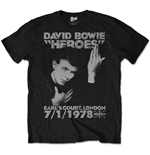 David Bowie T-shirt 204976