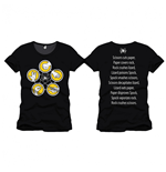 Big Bang Theory T-shirt - ROCK, PAPER, Scissors