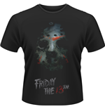 Friday the 13th T-shirt 205294