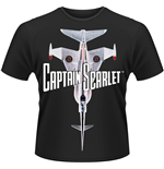 Captain Scarlet T-shirt 206490