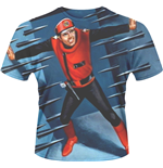 Captain Scarlet T-shirt 206491