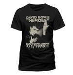 David Bowie T-shirt 206536