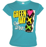 Green Day T-shirt 206797