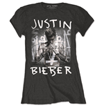 Justin Bieber T-shirt - Purpose Logo Black