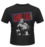 Johnny Cash T-shirt  - San Quentin