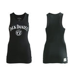 Jack Daniel's Tank Top - Black Old No 7