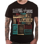 Sleeping with Sirens T-shirt 208117