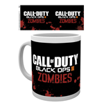Call Of Duty Mug - Black Ops 3 - Zombies